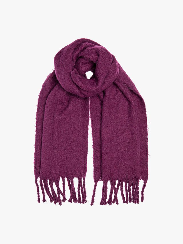 Recycled Superfluffy Scarf