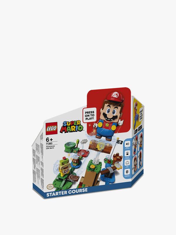 Adventures With Mario Starter Course