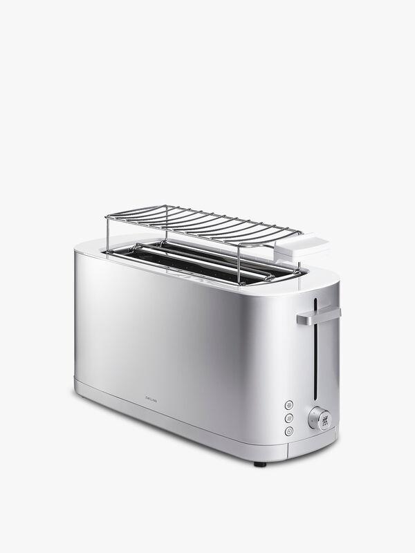 Enfinigy Toaster - Bun Warmer 2 Long Slots