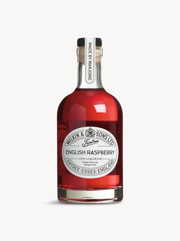 English Raspberry Gin Liqueur 35cl