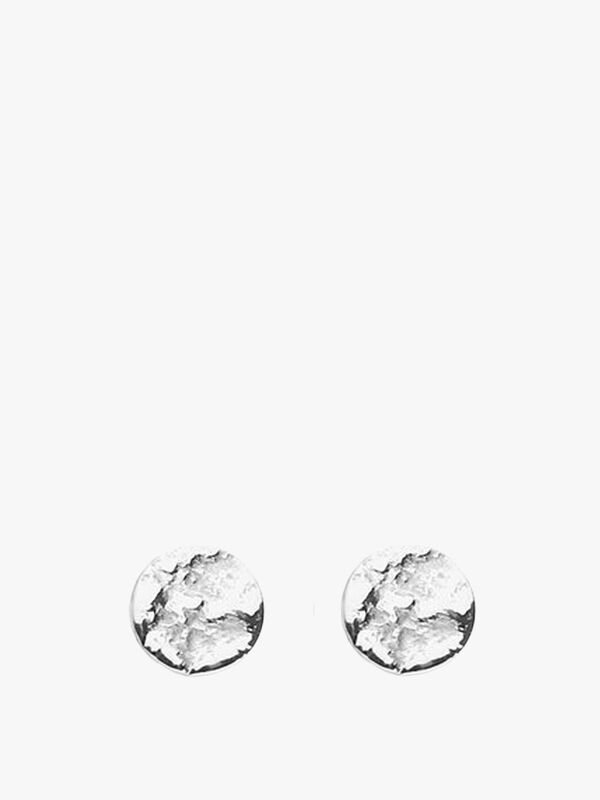 Beach Earrings Silver