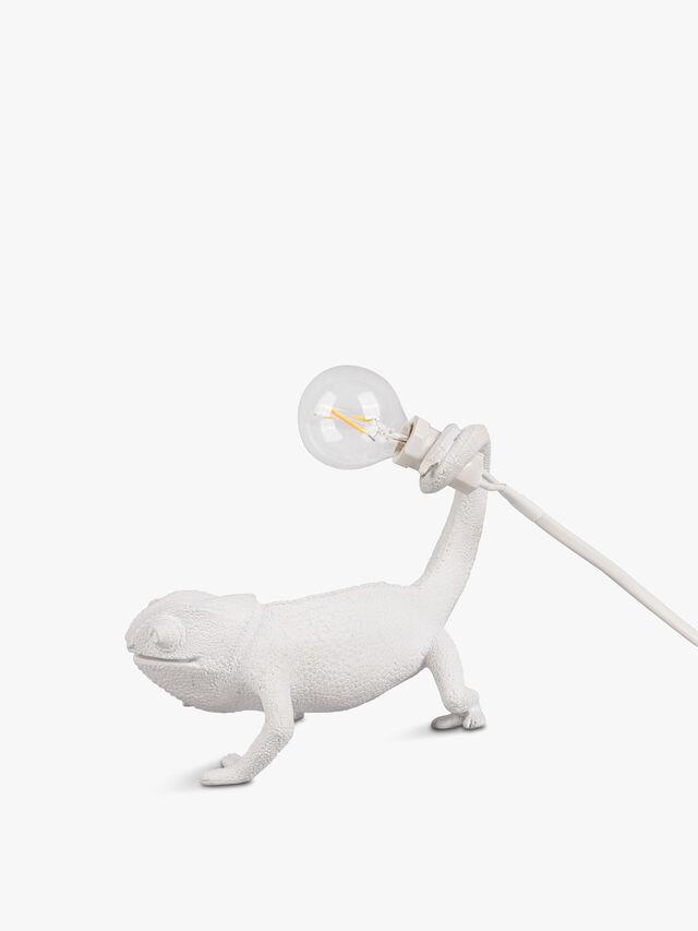 Still Chameleon Lamp