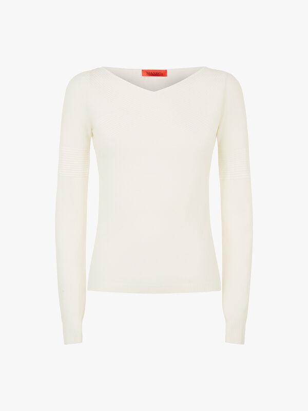 Corinne Scoop Neck Sweatshirt