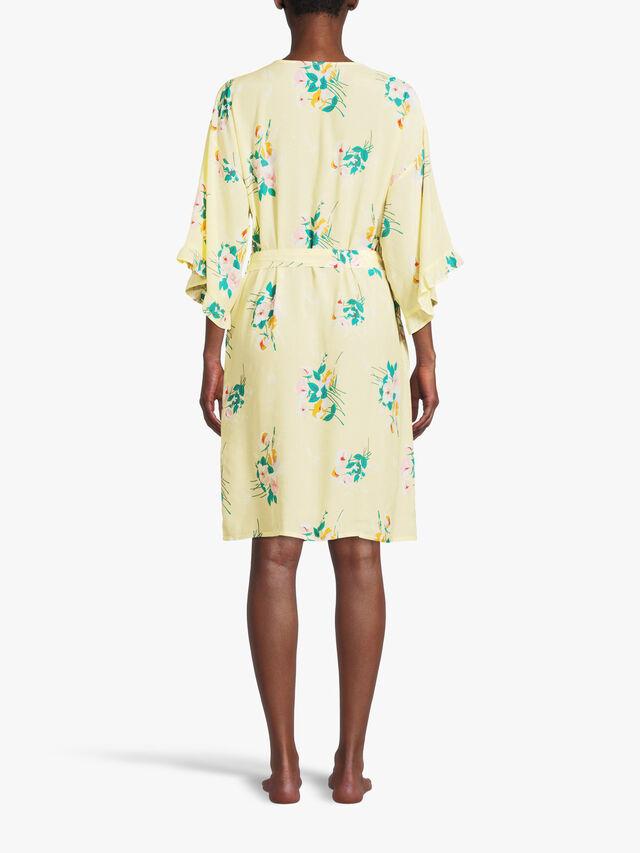 Onirique Short Kimono Robe