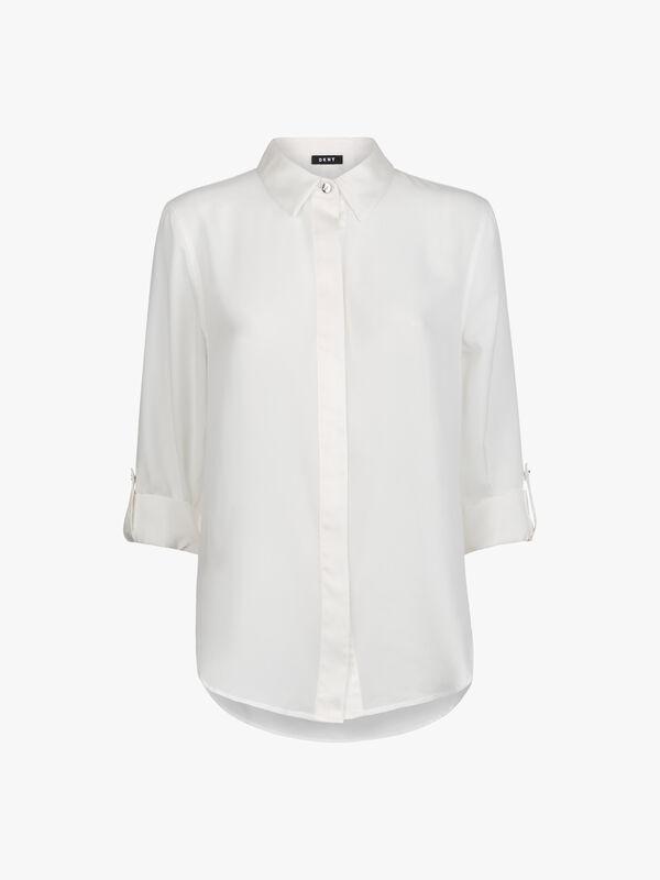 Collar Detail Shirt