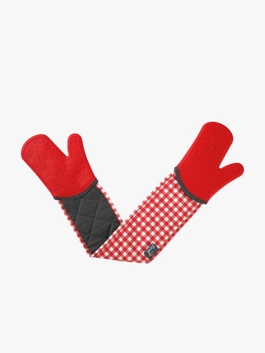 Double Oven Glove Set of 3