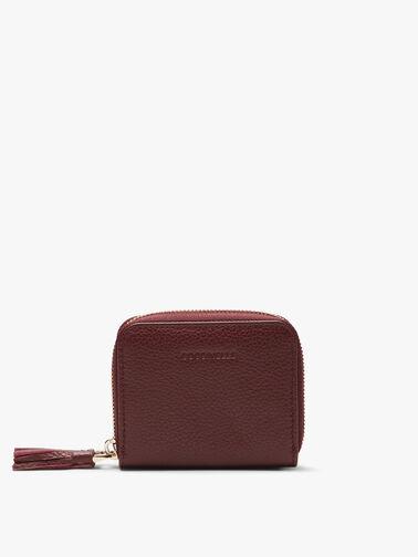 Tassel Small Leather Wallet