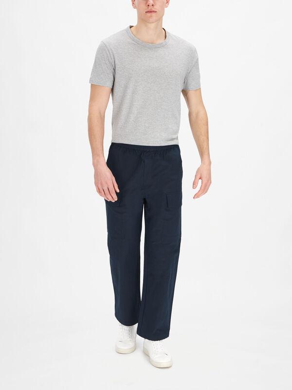 Halsey Nylon Tech Trousers