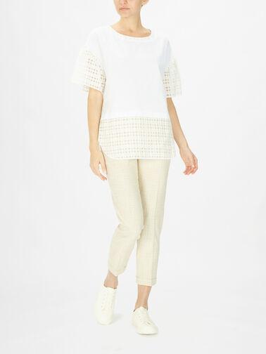 Layered-Cotton-T-Shirt-w-Sheer-Lattice-Print-Detail-P4026P0M4061
