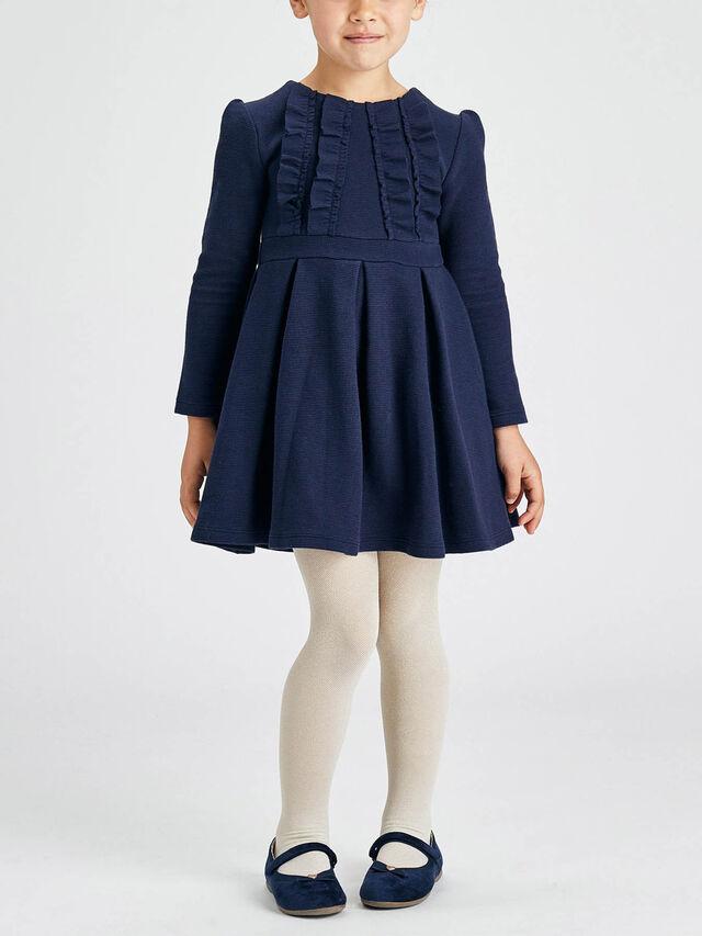 Knitted Ottoman Dress