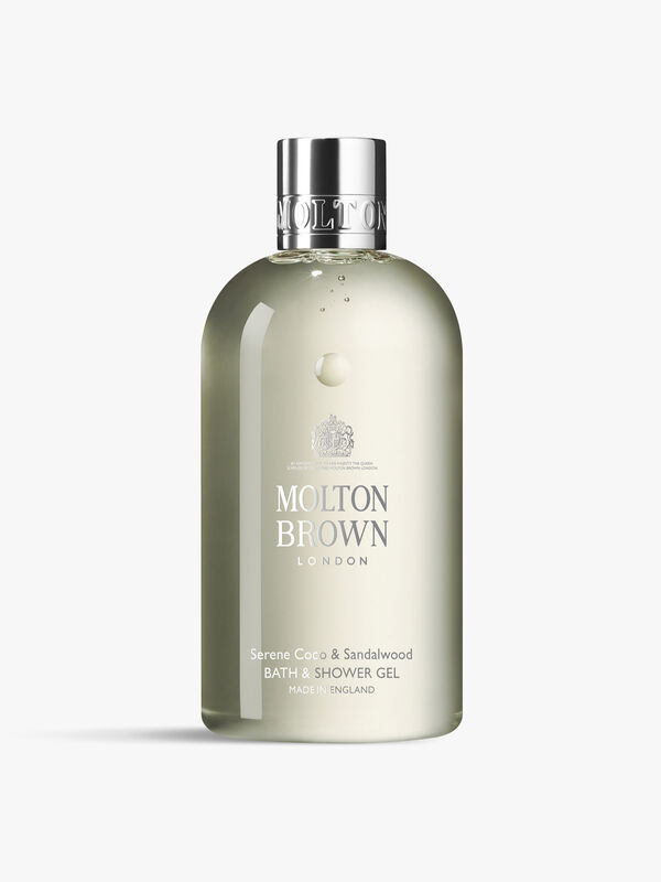 Serene Coco & Sandalwood Bath & Shower Gel