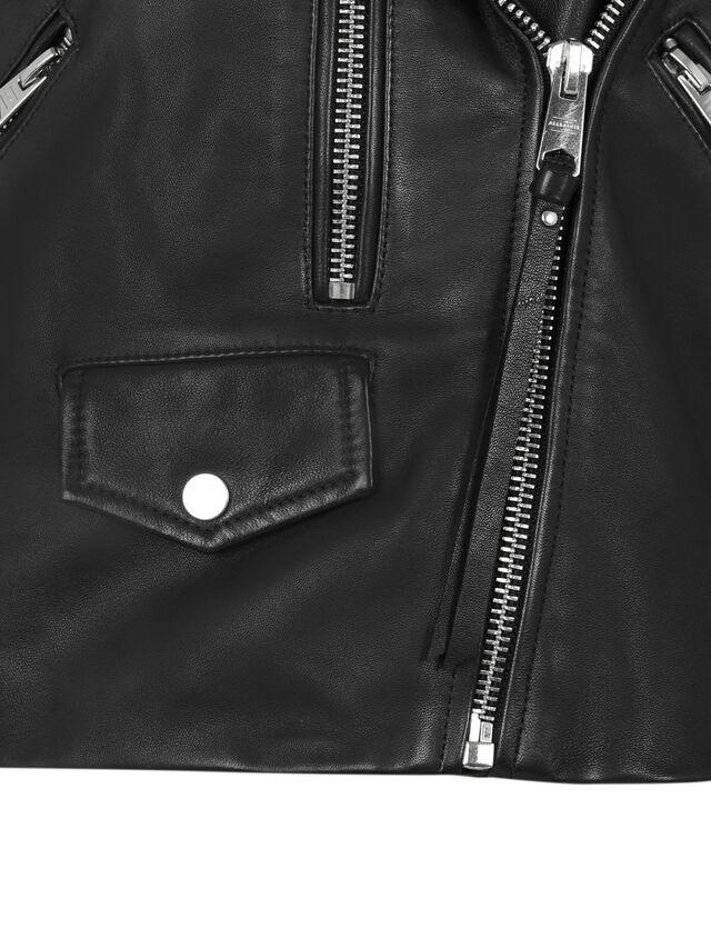 Darnley Leather Biker Jacket