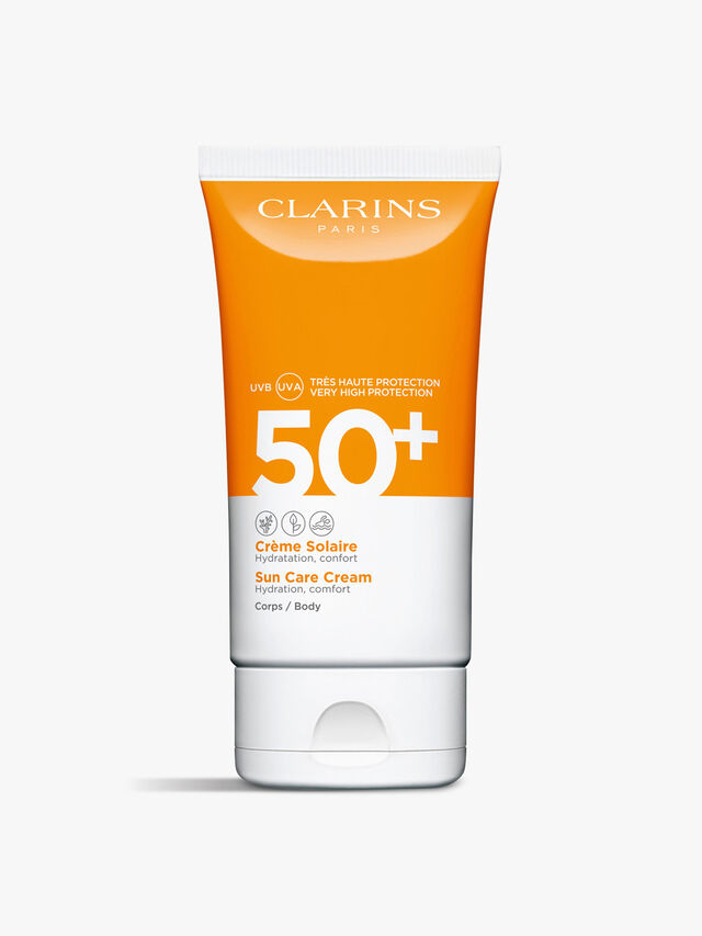 Sun Care Body Cream UVB/UVA 50+