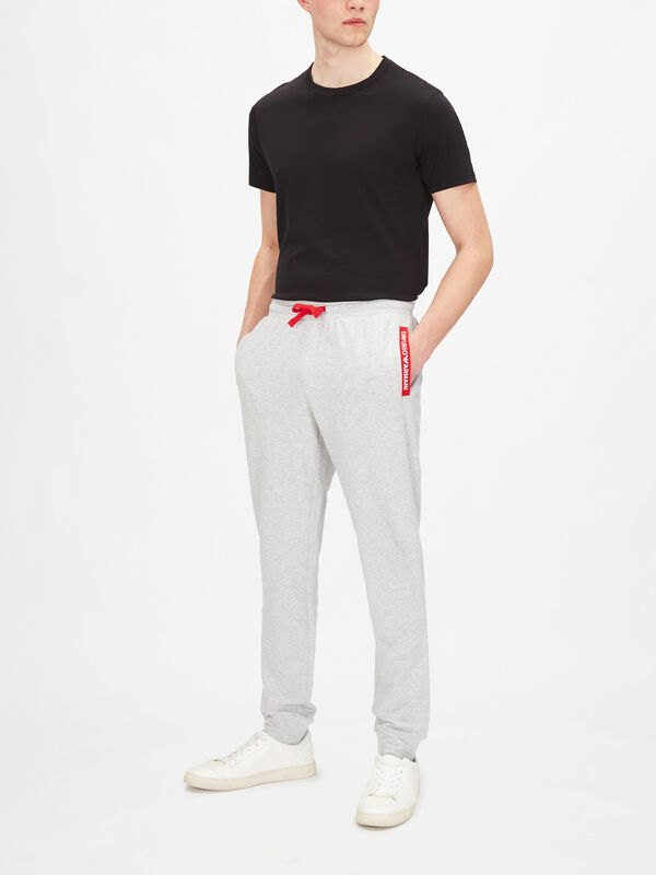 Stretch Terry Jogger