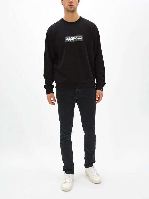 Box Logo Sweatshirt