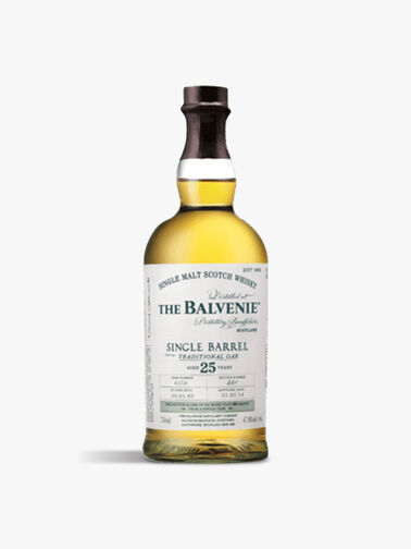 Balvenie 25yr Single Barrel 70cl