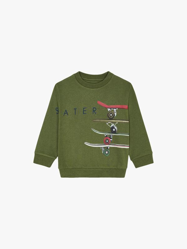 Skater Sweatshirt