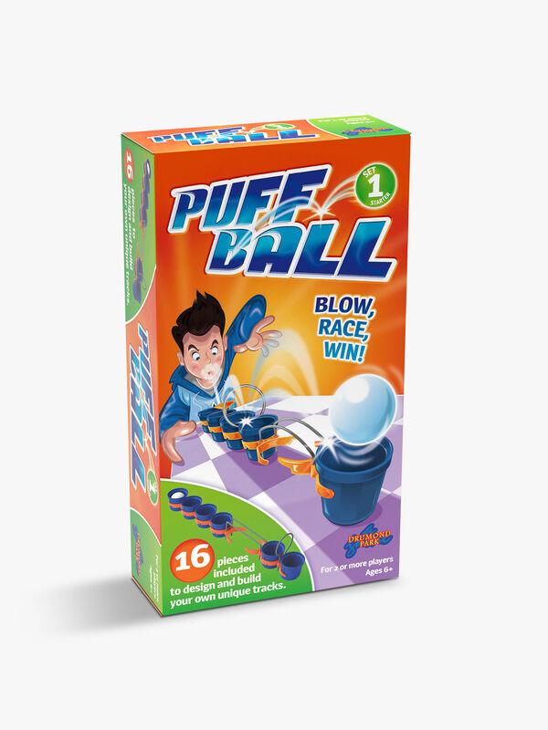 Puff Ball 1