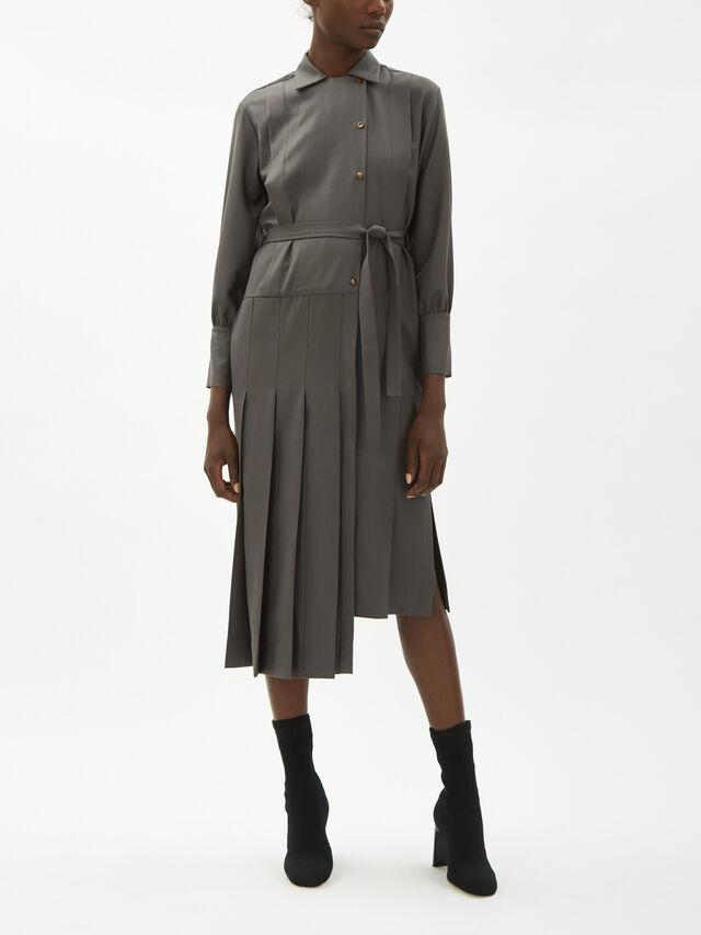 Morin Shirt Dress