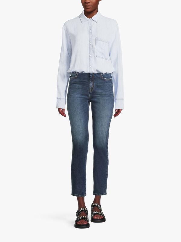 Baba Slim Jeans