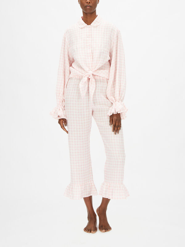 Rumba Linen Lounge Suit