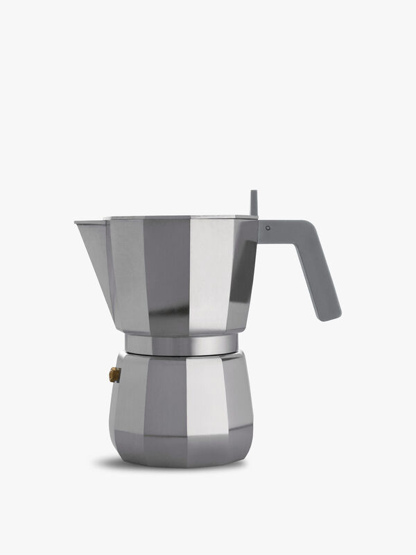 Moka Espresso Coffee Maker 6 Cups