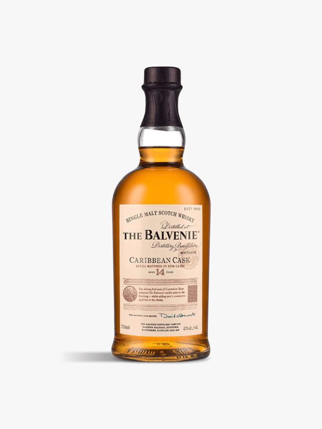 Balvenie Caribbean Cask Single Malt Whisky 70cl
