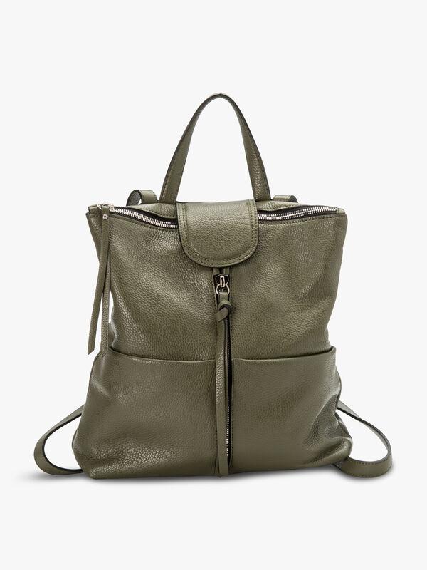 Giada Square Backpack