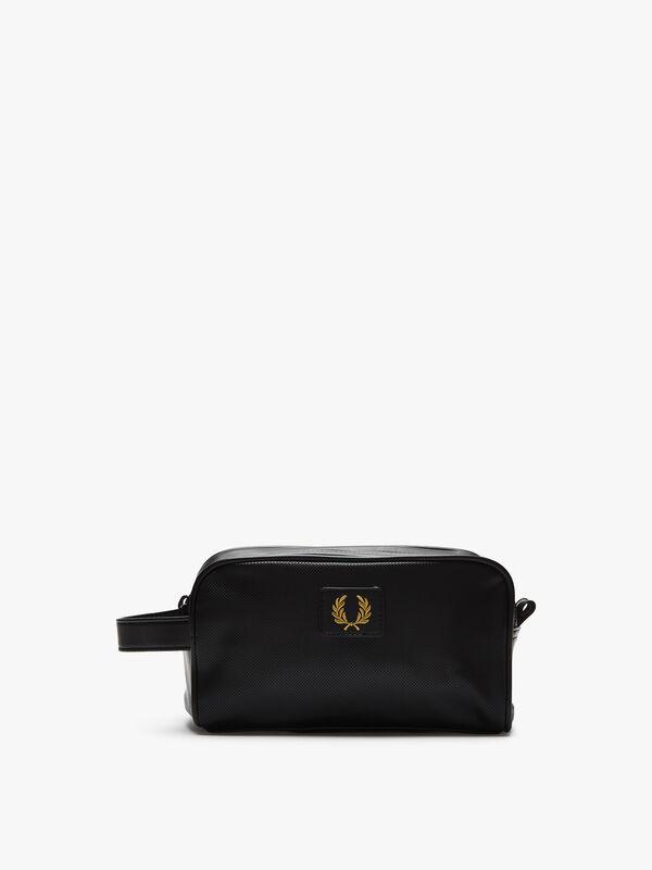 Pique Texture Wash Bag