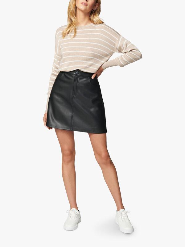 Taylor Stripe Lightweight Knit Jumper