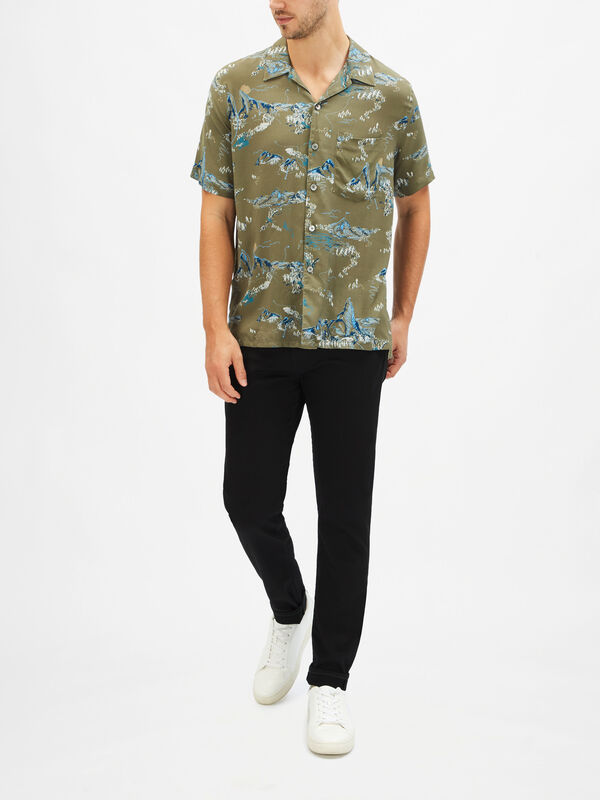 Mountain Short Sleeve Shirt
