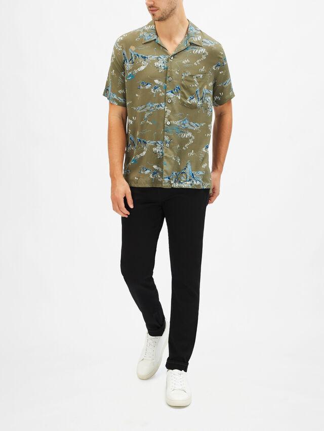 Mountain Short Sleeve Shirt