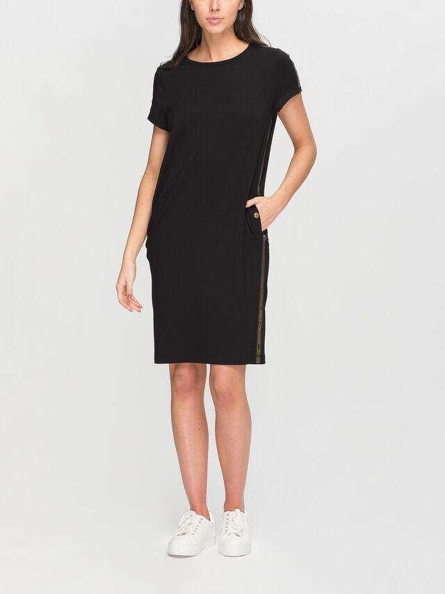 Barbour International Grid Dress