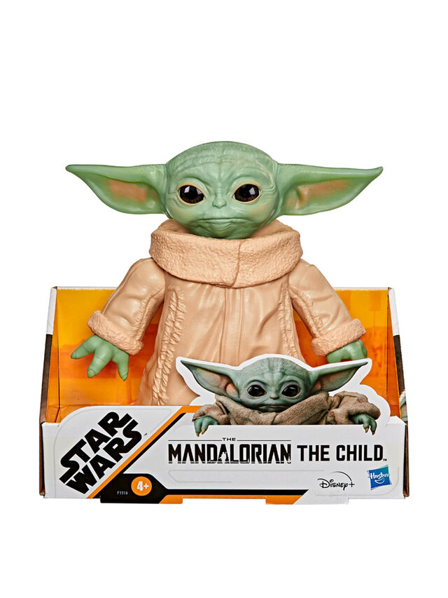 The Child Toy The Mandalorian
