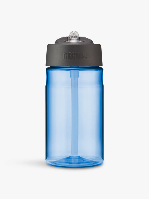 Hydration Bottle With Straw 355ml