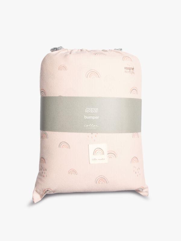 Bumper Cot Bed Rainbow