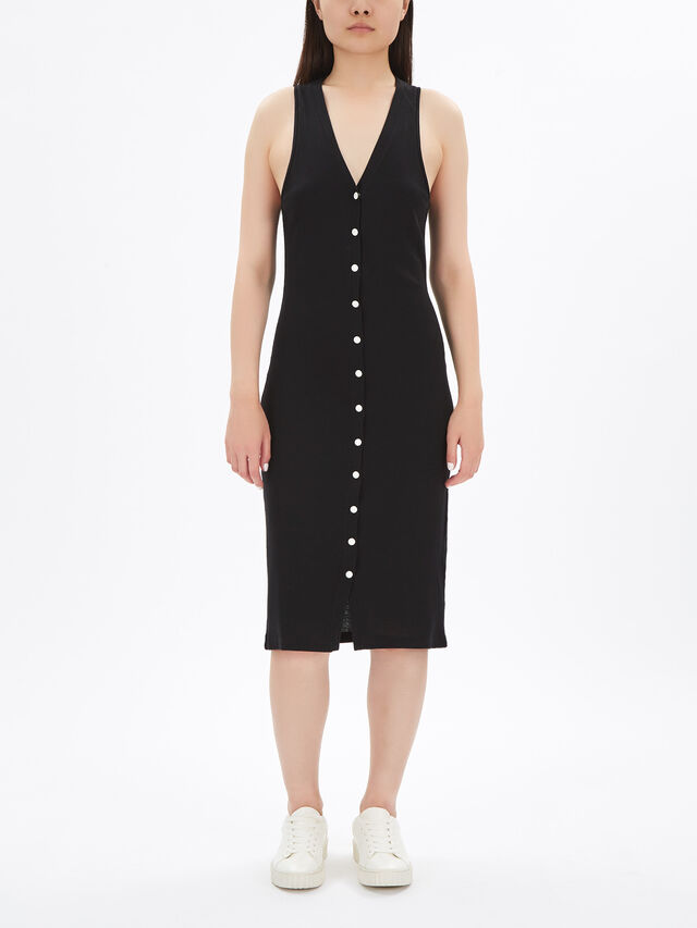 Mac Midi Sleeveless Tank Dress