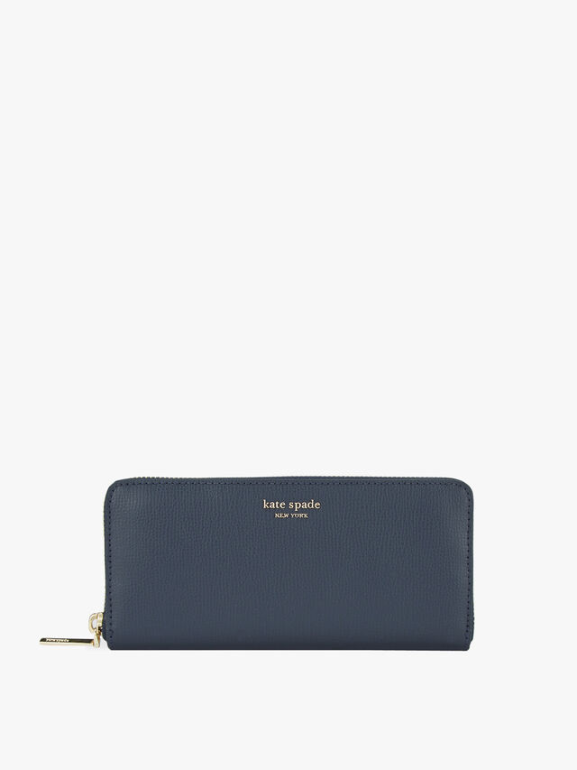 Sylvia Slim Continental Wallet