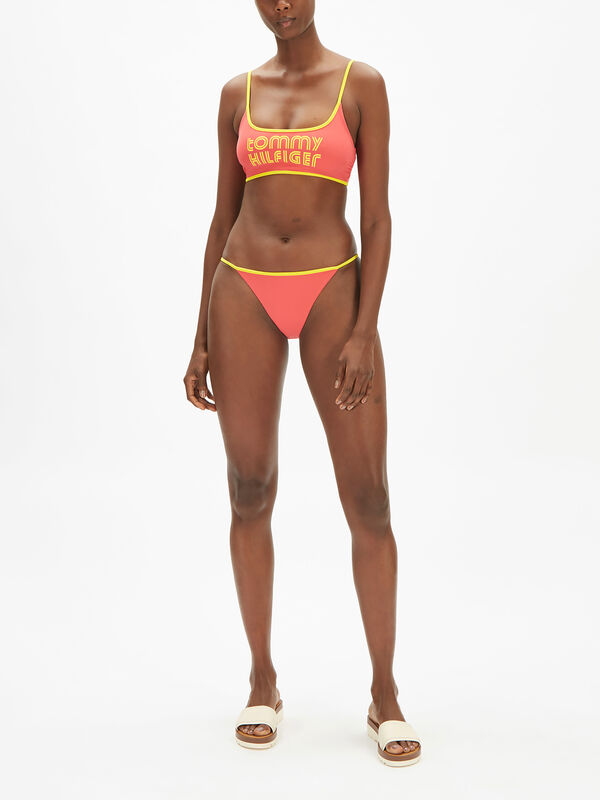 Tommy Pop String Bikini