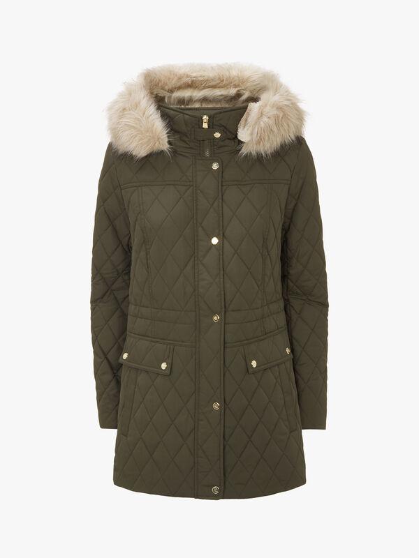 BB Anorak Coat