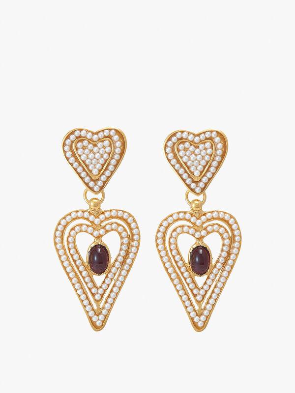 Amor Earrings