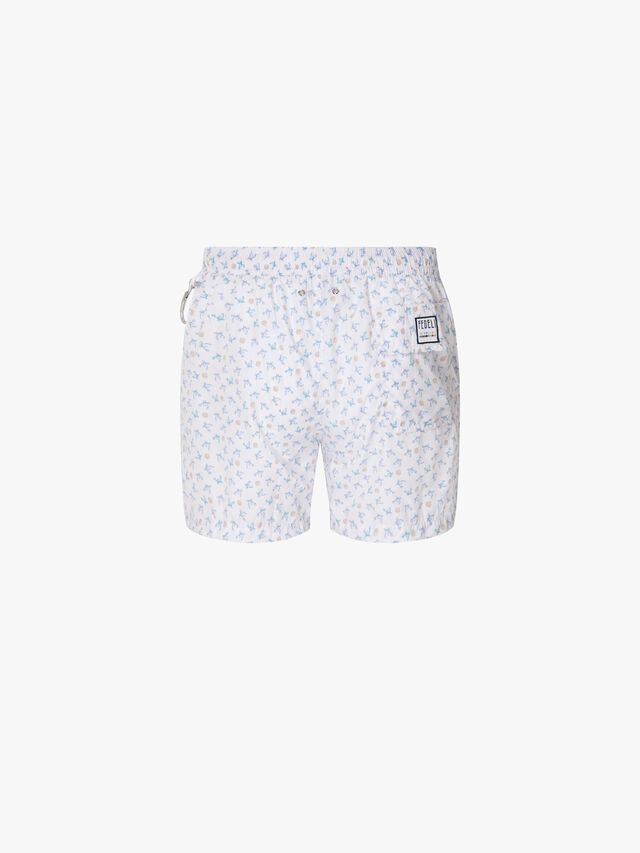 Madeira Crab Swim Short