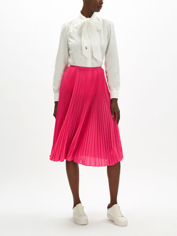 Rese Pleated Skirt