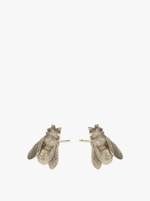 Honey Bee Stud Earrings