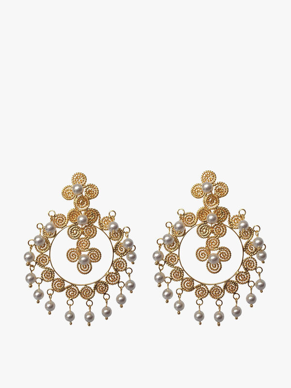 Arabian Rhapsody Earrings