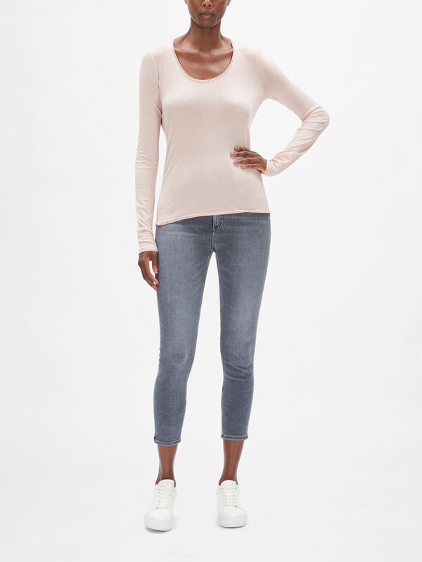 The Gaia Long Sleeve Top
