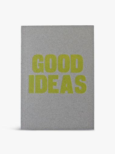 Letterpress Good Ideas Notebook