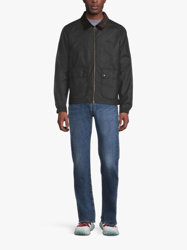 Dom Wax Jacket