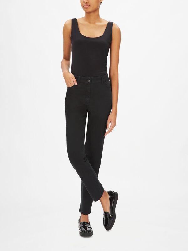 Mona Slim Power Stretch Jean