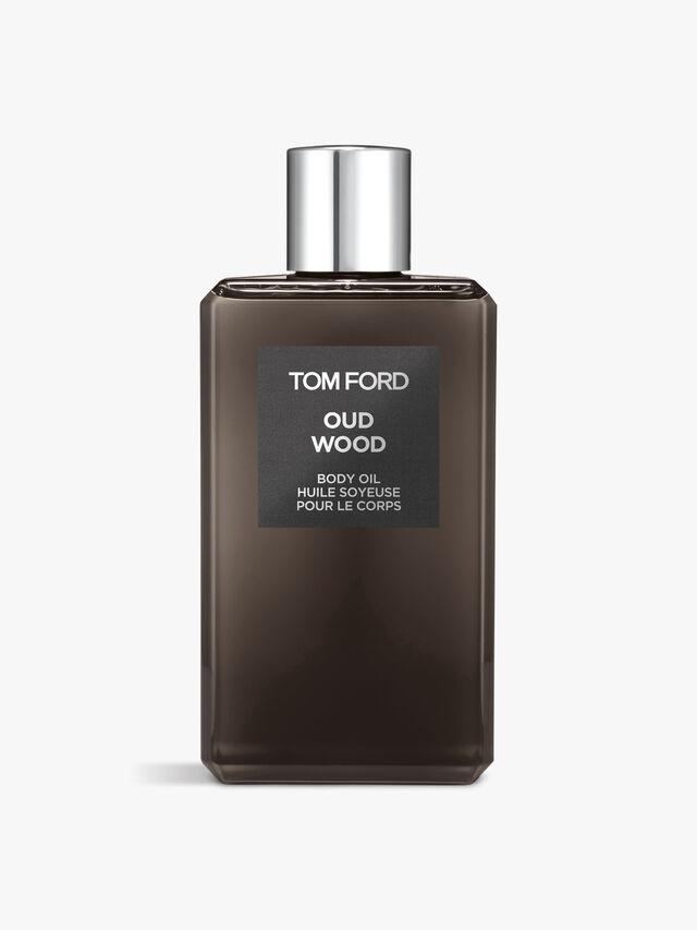 Oud Wood Body Oil